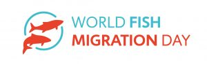 logo sõnadega world fish migration day